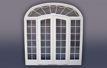 62 Pane Glass Windows