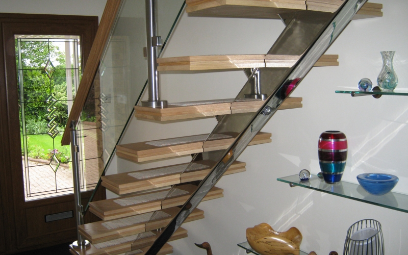 Stair Case Replacement